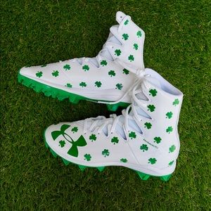 *New* Under Armour Football/Lacrosse Cleats